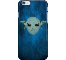 Zora Mask Paint iPhone Case/Skin