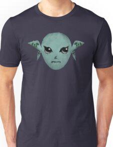 Zora Mask Paint Unisex T-Shirt