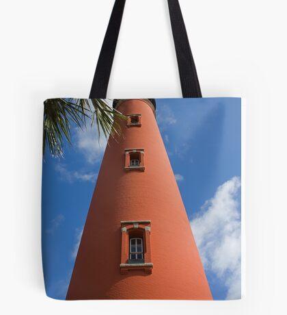 Ponce de Leon inlet Lighthouse Tote Bag