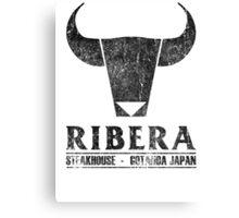 Ribera Steakhouse Canvas Print