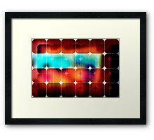 24 Framed Print