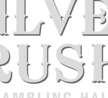 Silver Rush (Clean) Sticker