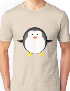 Round Penguin Unisex T-Shirt