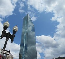 John Hancock Tower by RPBURCH  by Richard  Burchell