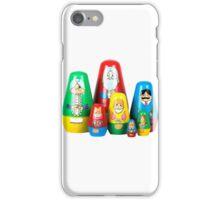 The Stevens Family iPhone Case/Skin