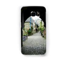 Rue De Jerzual, Dinan Samsung Galaxy Case/Skin
