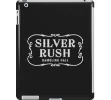 Silver Rush (Clean) iPad Case/Skin