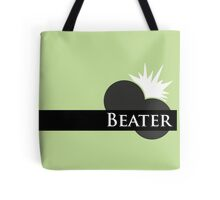 Quidditch Beater Tote Bag