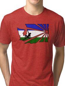Washington Climbers Tri-blend T-Shirt