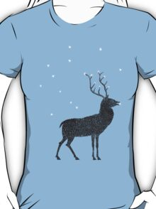 Stag grazing on the stars T-Shirt