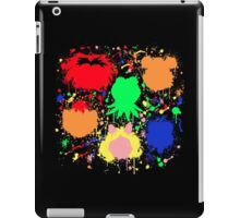 Muppet Splatter iPad Case/Skin
