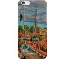 """""""A Festival of Boats"""" Classic Boats iPhone Case/Skin"""