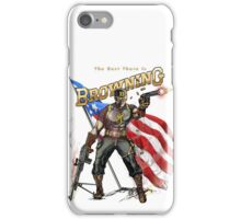 Captain Browning iPhone Case/Skin
