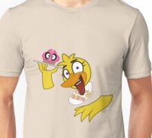 Chica (Five Nights At Freddy's) Unisex T-Shirt