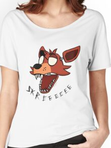 Foxy (Five Nights At Freddy's) Women's Relaxed Fit T-Shirt