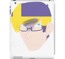 Mr. Sweden iPad Case/Skin