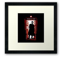 William the Bloody Doctor Framed Print