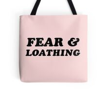 Marina and the Diamonds - Fear & Loathing Tote Bag