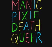 Manic Pixie Death Queer Mens V-Neck T-Shirt