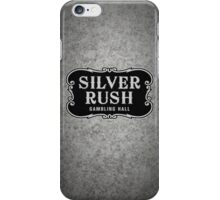 Silver Rush (Filled Version) iPhone Case/Skin