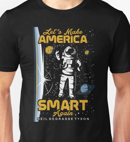 Official Neil deGrasse Tyson's Newest STEM campaign Tee Unisex T-Shirt
