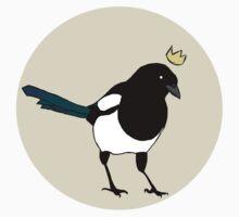 King Magpie [Tee] Baby Tee
