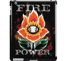 Fire Power iPad Case/Skin