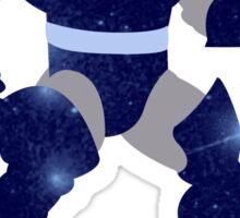 Darkseid Galaxy Sticker