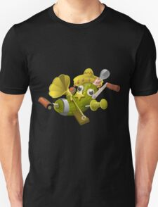Glitch miscellaneousness special item that only beta testers get Unisex T-Shirt