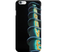 Welcome to The Grove iPhone Case/Skin