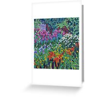Times of Abundance Greeting Card