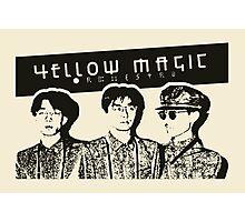 Yellow Magic Orchestra Photographic Print