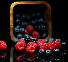 A combination of Berries by Dipali S