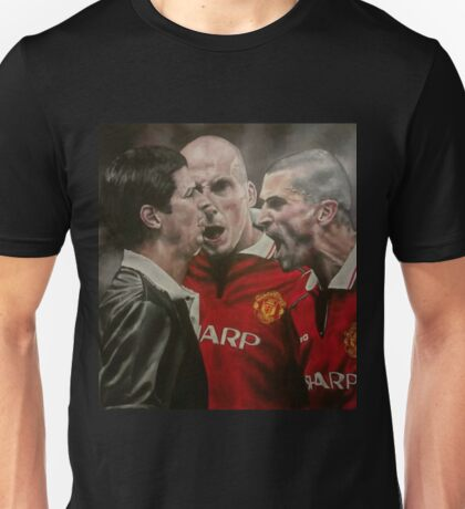 Manchester United Offer Referee Constructive Feedback Unisex T-Shirt