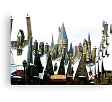 Hogwarts Will Always Be There Canvas Print