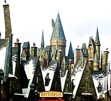 Hogwarts Will Always Be There by 1407graymalkin