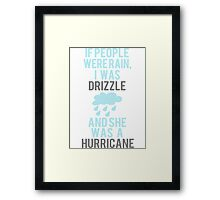 Looking For Alaska - Quote Framed Print