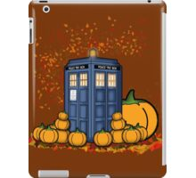 Pumpkin Batch Box iPad Case/Skin