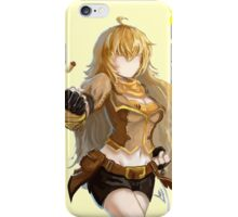 Yang Xiao Long iPhone Case/Skin