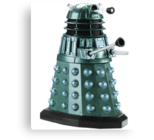 Dalek- Doctor Who Canvas Print