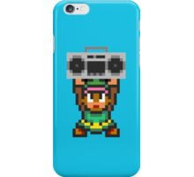Ghetto Blaster Link iPhone Case/Skin
