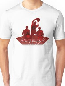 Bulls - Three-Peat Unisex T-Shirt