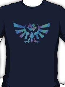 Majora's Crest Blue T-Shirt