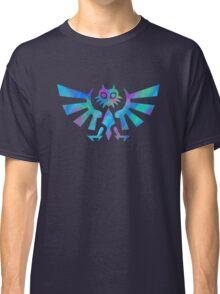 Majora's Crest Blue Classic T-Shirt