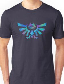 Majora's Crest Blue Unisex T-Shirt