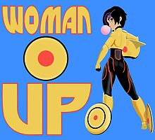 Woman Up!!!! by jetfire852