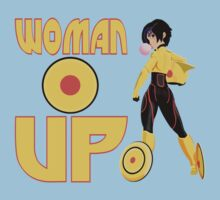 Woman Up!!!! Kids Clothes