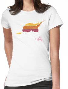 Costa Del Sol Womens Fitted T-Shirt