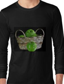 Apples Long Sleeve T-Shirt