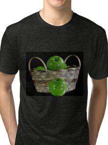 Apples Tri-blend T-Shirt